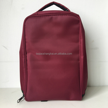 High quality nylon laptop backpack stylish business travel backpack bag