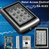 Standalone RFID car reader for access control system/Metal case for out door using