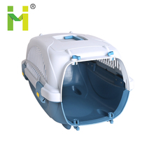 Platic outdoor water proof dog kennel