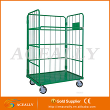 stainless steel wire rolling cage
