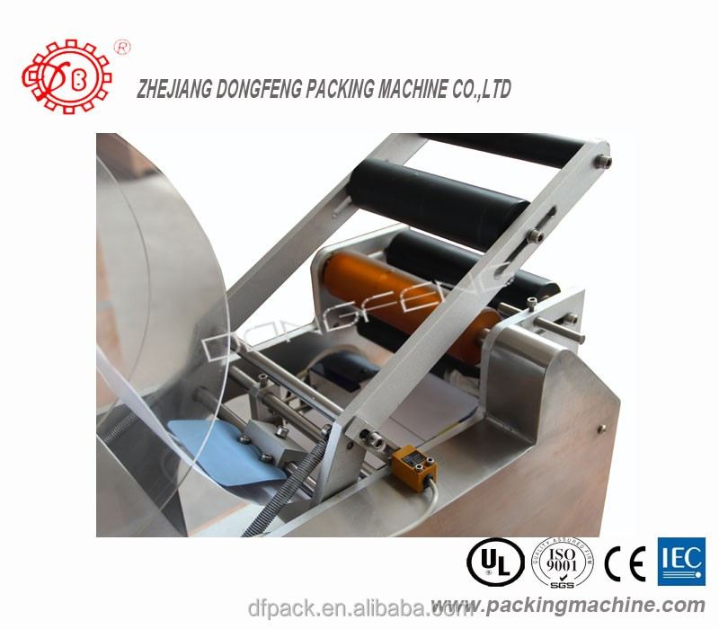 Hot Item MAL-150 Manual Labelling Machine manual bottle adhesive labelling machine