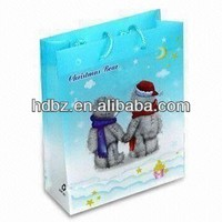 China supplier printing custom plastic bags