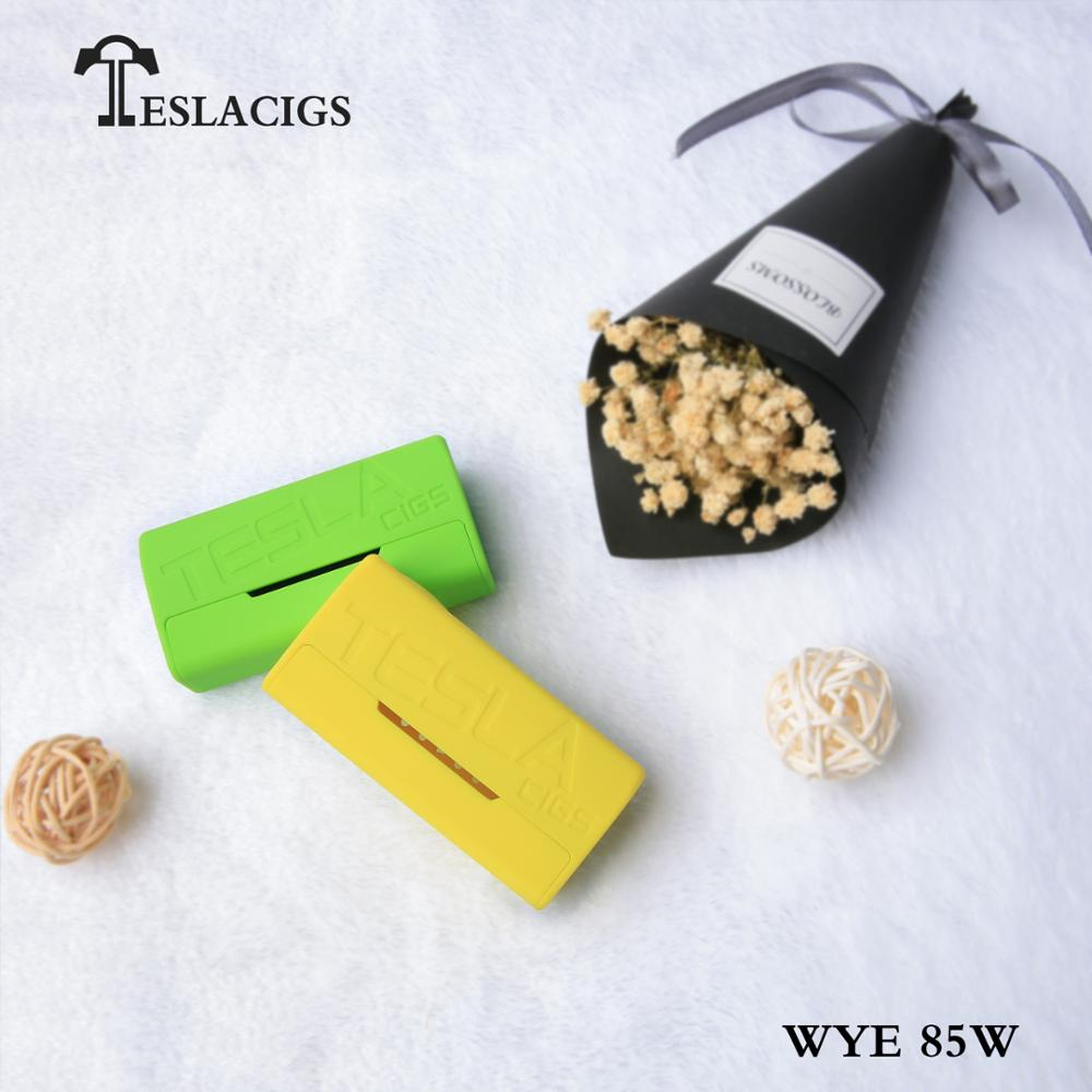 2017 best selling Teslacigs WYE 85w vape mods with H8 tanks box mod