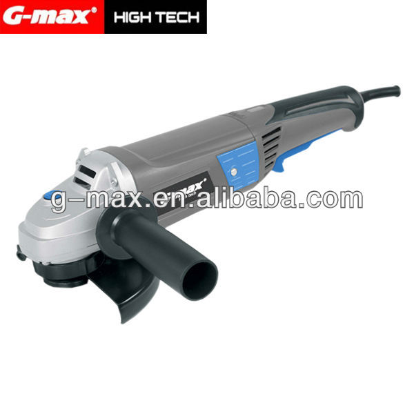 900W 125mm Long Handle Angle Grinder
