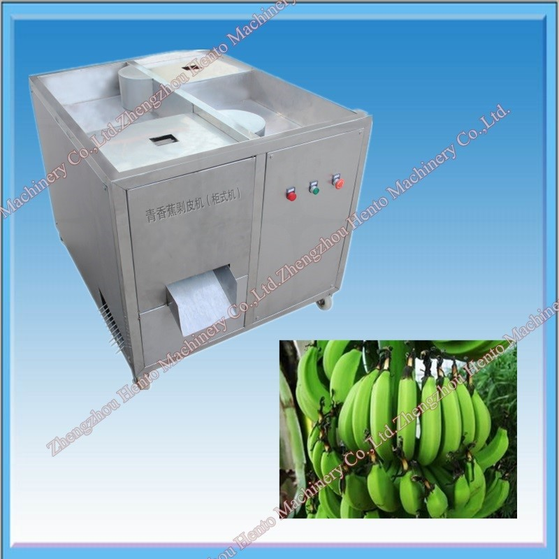 China Supplier Banana Peeler for Green Banana