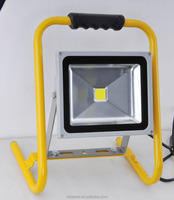 Ningbo wholesale 50W portable led flood work light with firm housing IP65