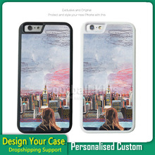 New design custom printed cell phone cases for iPhone 5c, hybrid tpu and pc phone case