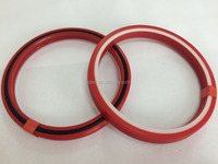 manufacturer direct hydraulic cylinder pu/ptfe/rubber ring