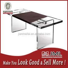 high quality clear office restroom writing laptop book acrylic table stand