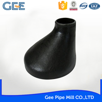 hot sale carbon steel ecc pipe fitting reducer