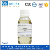 Water Treatment Chemicals Dispersant Inhibitor Polyacrylic