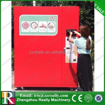 automatic pizza vending machine