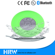 Waterproof Bluetooth Speaker Mini Portable Shower Bluetooth Speaker with Sucker Support Hands free Calls Function