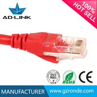 Ronde competitive price 24awg cat5 utp/sftp/stp/ftp patch cable with panel patch
