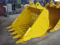 heavy equipment parts skeleton bucket special bucket for excavator on sell