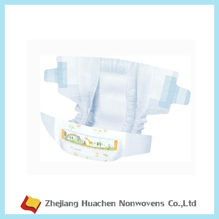 Zhejiang Huachen 9~270gsm sms nonwoven baby cloth diapers/manufacture diapers smms non-wovens fabric/alva cloth diapers