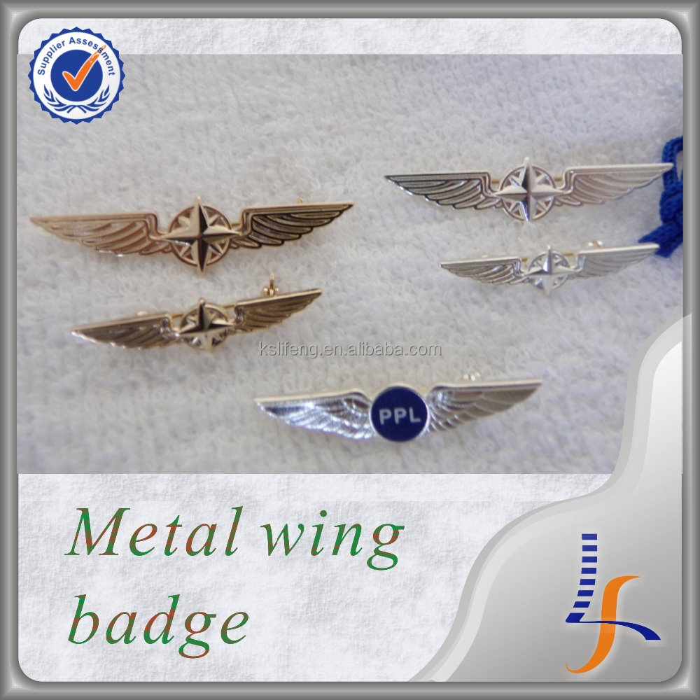 Aviation Pilot Wings and Badges of the World Wars