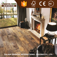 Wholesale 3 Layer Wooden Reclaimed Elm Engineered Flooring And Engineered Flooring