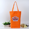 100% natural printed calico canvas cotton bags