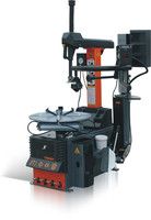 Swing arm tyre puncture machine