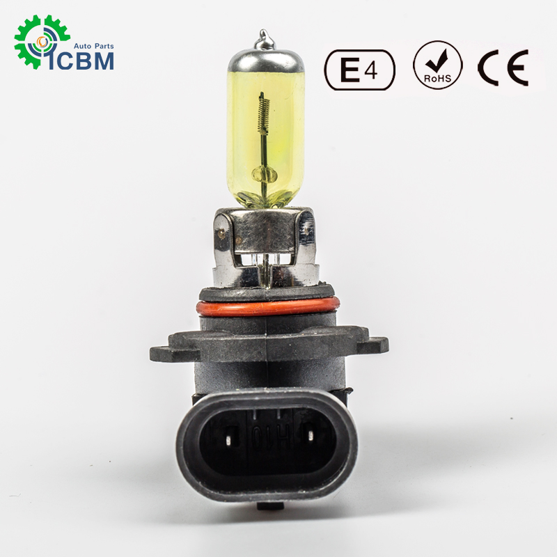 Car/Auto Yellow Lamp <strong>Halogen</strong> <strong>Bulb</strong> H1012V 45W 55W 100W Fog Light Car Headlight