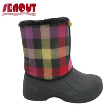 Comfortable Beautiful Canada Winter Snow Boots For Women