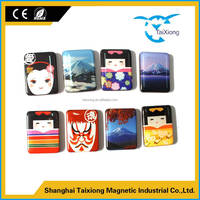 Factory directly selling promotional price 3d fridge magnet