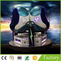 Factory Price Amusement Machine Shopping Mall Vr 9D Cinema Simulator