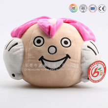 ICTI/EN71/ASTM plush any kind of melon or gourd,despicable plush toys
