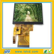 3.5 inch QVGA 240x320dots tft lcd module with capactive touch panel