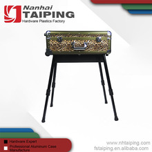 2016 New Arrival Wholesale Animal Print Makeup Case With Lights