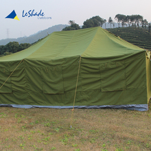 Hot selling inflatable surplus army tents military canvas