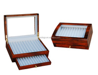 best-selling classic red pen case set for pen display