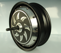 DM-260 brushless hub motor for golf car