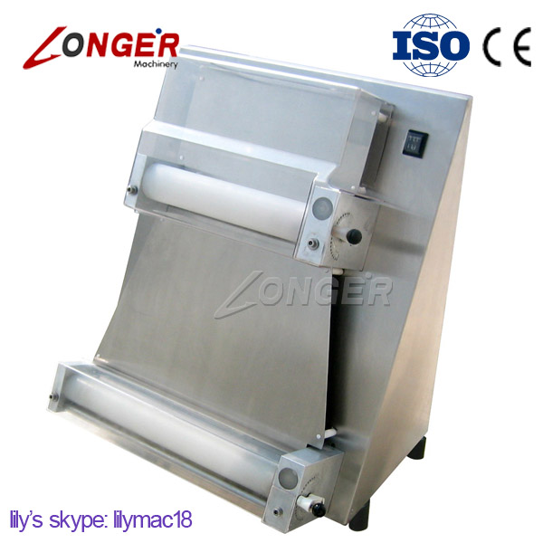 Professional Good Quality Electric Pizza Dough Roller Machine with CE Certificate