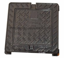 BS B125 high loading square airtight driveway manhole cover price