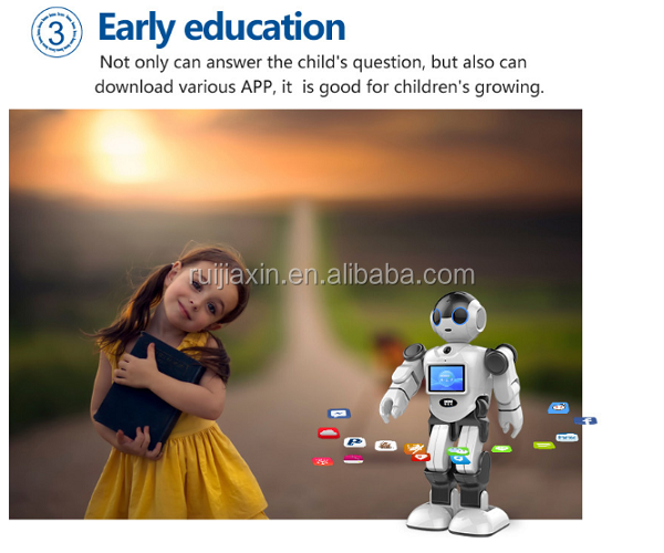 Boss Kid early educational toy robot ,electric robot for kids in alibaba hot products
