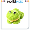 Good Quality Decorative Plush Lying Frog Cartoon Baby Girls Toys