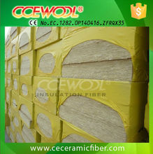 Fireproof 50mm Thickness rock wool 60kg/m3