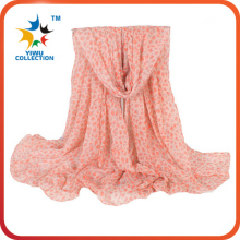 Korean High Fashion Colorful Viscose Cotton Shawl
