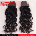 virgin real hair natural wave black color 1b fashion style