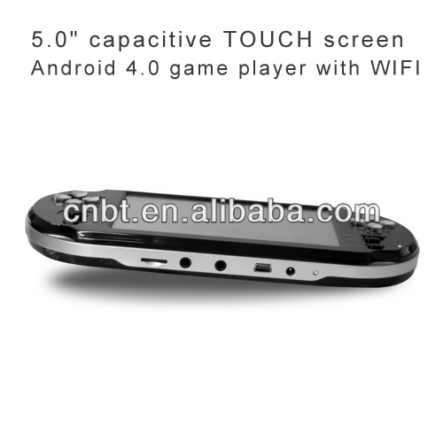 5inch free download games mp4 mp5 player, Smart game player with WIFI