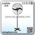 110V electric metal 26 industrial stand fan