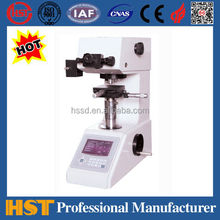 HV-1000 Manual Turret LCD Display Micro Vickers Hardness Tester