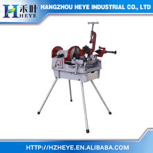 Plumbing Tool manufacturer CN100A 4 Inch REX Pipe Threading Machine