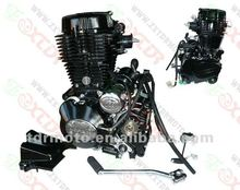 Lifan 250cc dirt bike engine.
