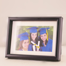 Colourful Plastic Picture Frame 4x6 5x7 6x8 8x10 wall decoration with light effects