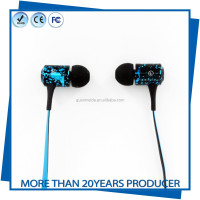 High Quality Popular Metal Headphones Stereo Earphones for Android iphone