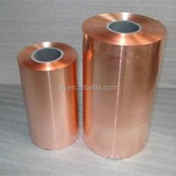 copper foil sheet for shield/roofing