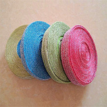 kitchen cleaning cloth / raw material for sponge scourer / scouring pad material in roll